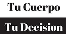 Tu Cuerpo Tu decision